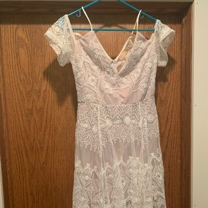 Love Triangle Mini dress